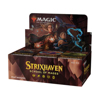 Strixhaven: School of Mages - Draft Booster Box (1)