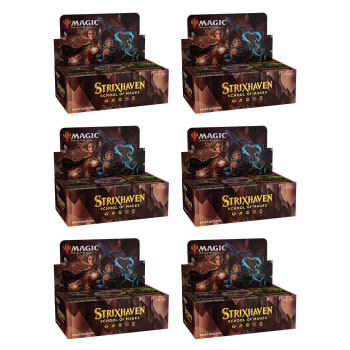 Strixhaven: School of Mages - Draft Booster Box (6)