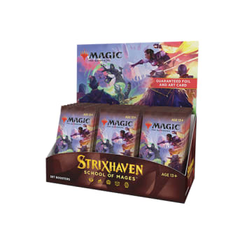 Strixhaven: School of Mages - Set Booster Box (1)