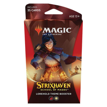 Strixhaven: School of Mages - Theme Booster - Lorehold