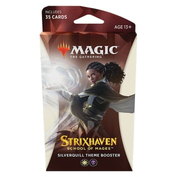 Strixhaven: School of Mages - Theme Booster - Silverquill