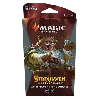 Strixhaven: School of Mages - Theme Booster - Witherbloom