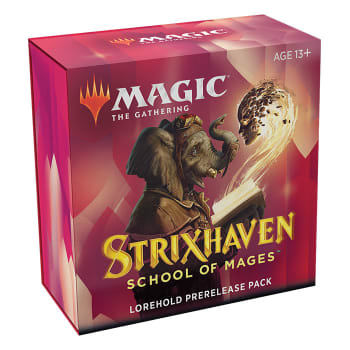 Strixhaven: School of Mages - Prerelease Kit - Lorehold