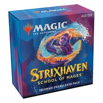 Strixhaven: School of Mages - Prerelease Kit - Prismari