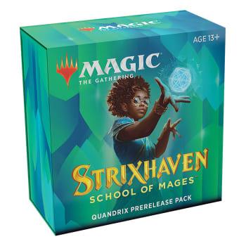 Strixhaven: School of Mages - Prerelease Kit - Quandrix