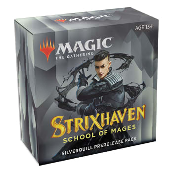 Strixhaven: School of Mages - Prerelease Kit - Silverquill
