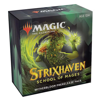 Strixhaven: School of Mages - Prerelease Kit - Witherbloom
