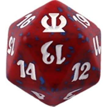 Theros - D20 Spindown Life Counter - Red