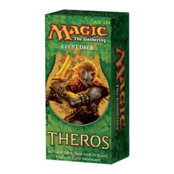 Theros - Event Deck - Inspiring Heroics