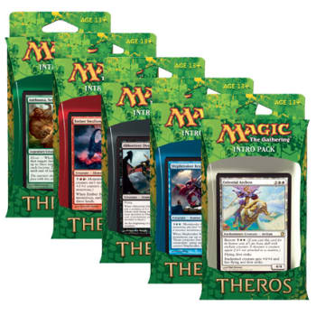 Theros - Intro Pack - White - Favors From Nyx