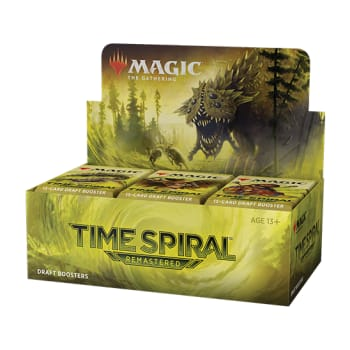 Time Spiral Remastered - Draft Booster Box (1)