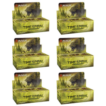 Time Spiral Remastered - Draft Booster Box (6)