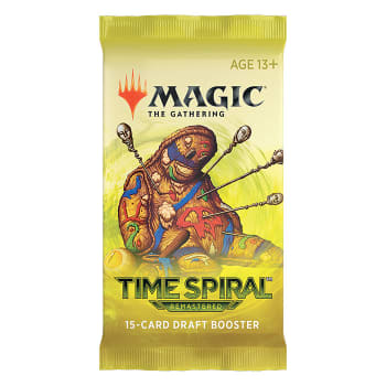 Time Spiral Remastered - Draft Booster Pack