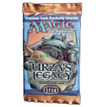 Urza's Legacy - Booster Pack