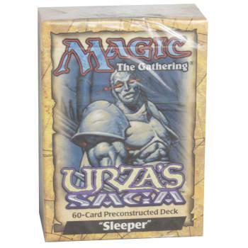 Urza's Saga Precon - Sleeper (Theme Deck)