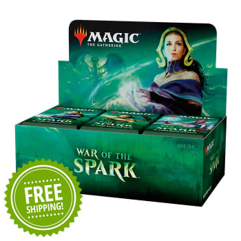 War of the Spark - Booster Box (1)