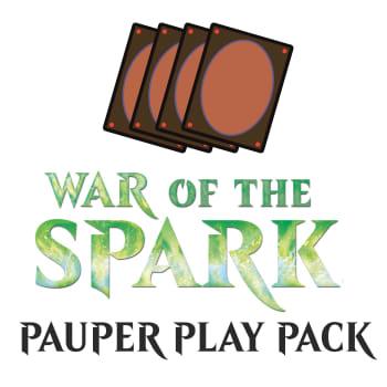 War of the Spark - Pauper Play Set