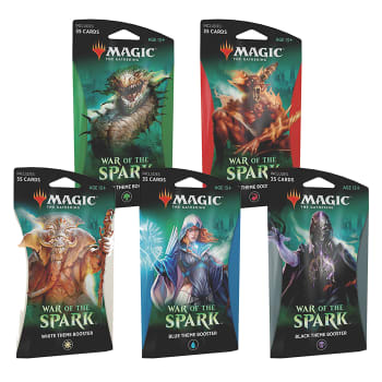 War of the Spark - Theme Booster (Set)
