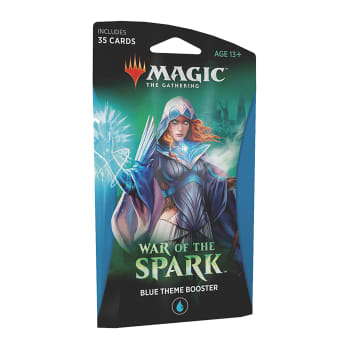 War of the Spark - Theme Booster - Blue