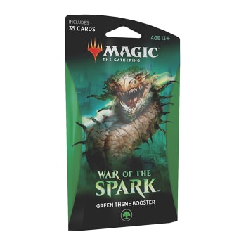 War of the Spark - Theme Booster - Green
