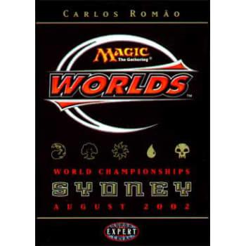 World Championship Deck (2002) - Carlos Romao Deck