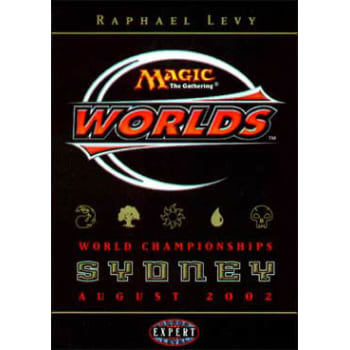 World Championship Deck (2002) - Raphael Levy Deck