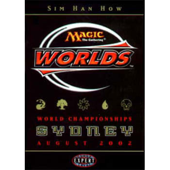 World Championship Deck (2002) - Sim Han How Deck