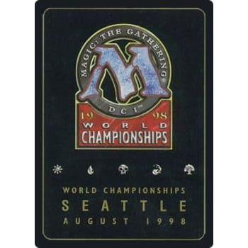 World Championship Deck (1998) - Brian Selden Deck