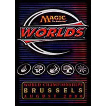 World Championship Deck (2000) - Nicolas Labarre Deck