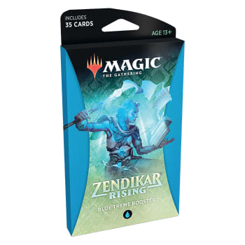Zendikar Rising - Theme Booster - Blue