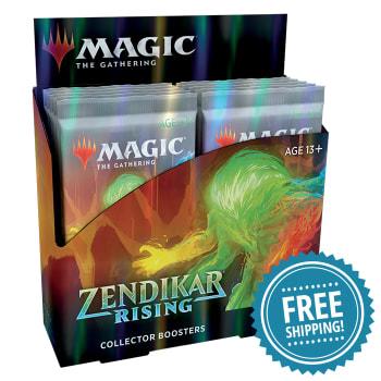 Zendikar Rising - Collector Booster Box (1)
