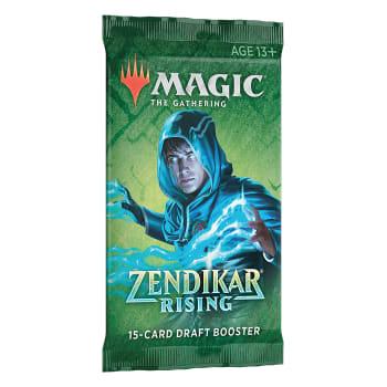 Zendikar Rising - Draft Booster Pack