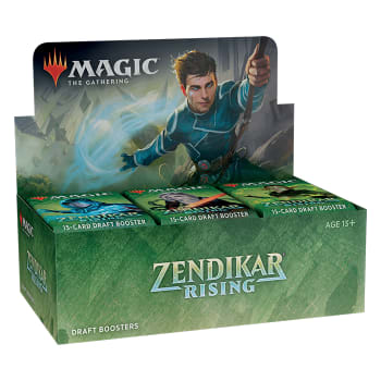 Zendikar Rising - Draft Booster Box (1)