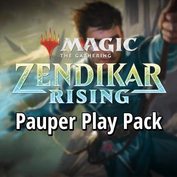 Zendikar Rising - Pauper Play Set