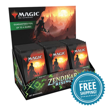 Zendikar Rising - Set Booster Box (1)