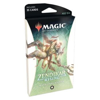 Zendikar Rising - Theme Booster - White