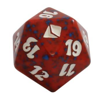 Zendikar - D20 Spindown Life Counter - Red