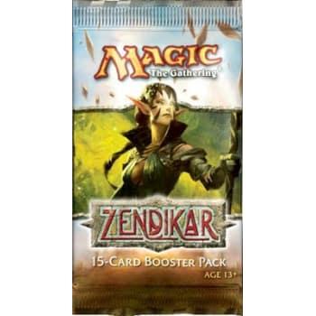 Zendikar - Booster Pack