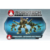 Robotech RPG Tactics: UEDF Tomahawk/Defender Destroids Pack Thumb Nail