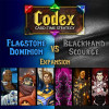 Codex: Card-Time Strategy - Flagstone vs. Blackhand Expansion Thumb Nail