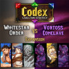 Codex: Card-Time Strategy - Whitestar vs. Vortoss Expansion Thumb Nail
