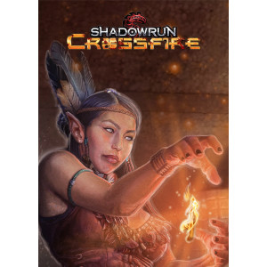 Shadowrun Crossfire: Cooperative Deckbuilding Game