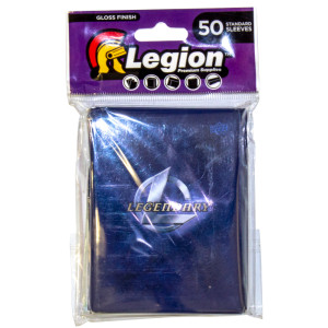 Legendary Marvel Card Sleeves - 50 Count