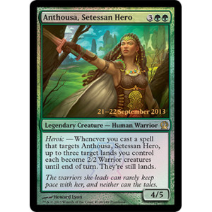 Theros - Prerelease Pack - Path of Might