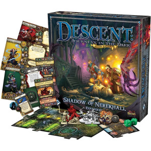 Descent Second Edition: The Shadow of Nerekhall Expansion