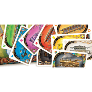 Ticket to Ride: 10th Anniversary Edition