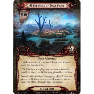 The Lord of the Rings LCG: The Dead Marshes Nightmare Deck