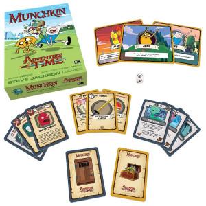 Munchkin: Adventure Time