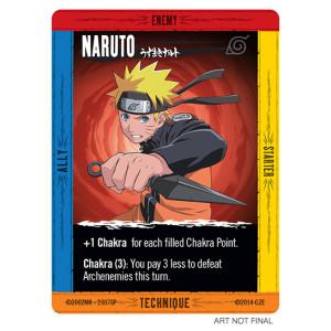 Naruto Shippuden Deck-Building Game