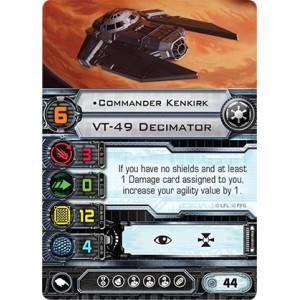 X-Wing: VT-49 Decimator Expansion Pack